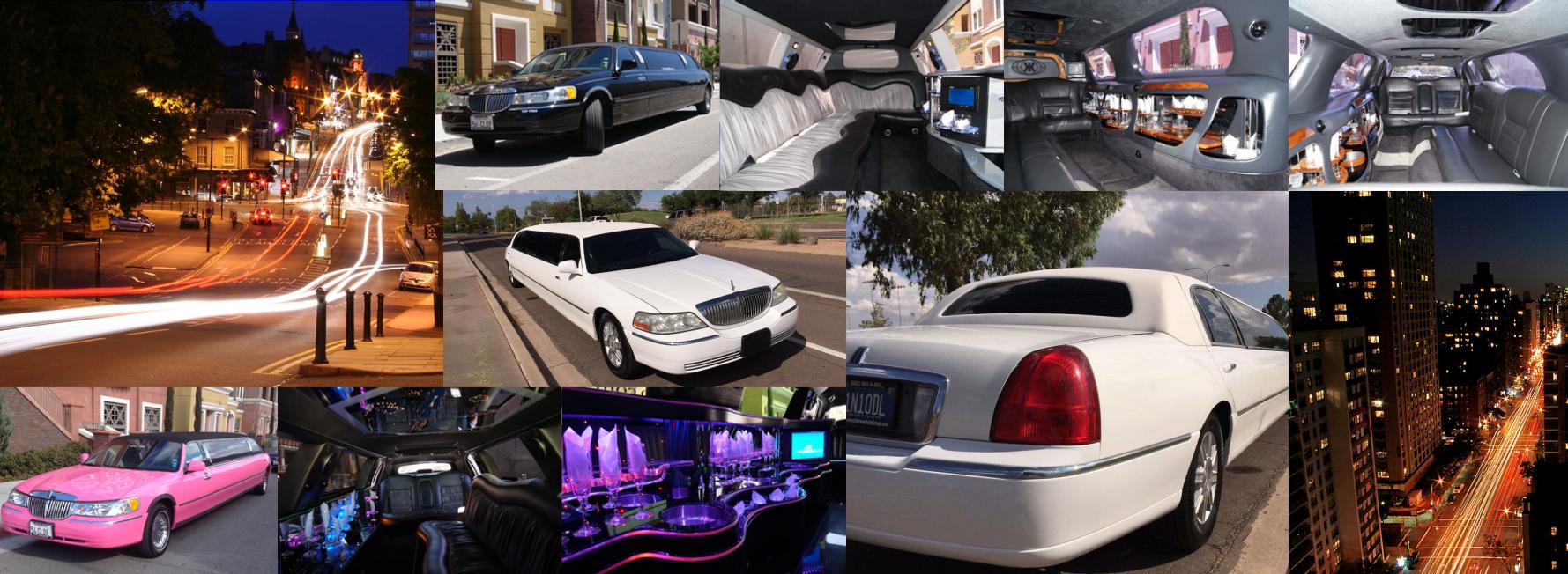 PJ Limousines